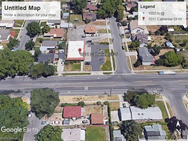 1011 N Catherine St, Salt Lake City, UT 84116 (#1564937) :: RE/MAX Equity