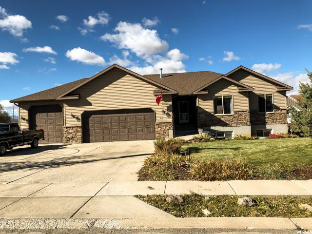 219 N 200 W, Kamas, UT 84036 (#1564981) :: Big Key Real Estate
