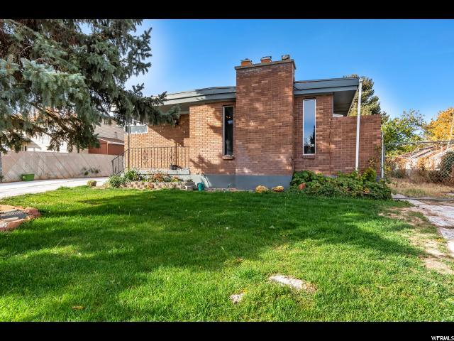 4052 S 3710 W, West Valley City, UT 84120 (#1565073) :: RE/MAX Equity