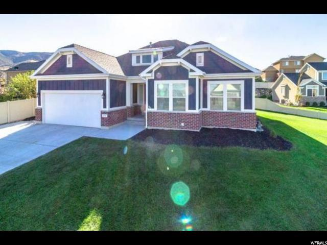 2751 S Sandalwood Cir, Saratoga Springs, UT 84045 (#1565083) :: Action Team Realty