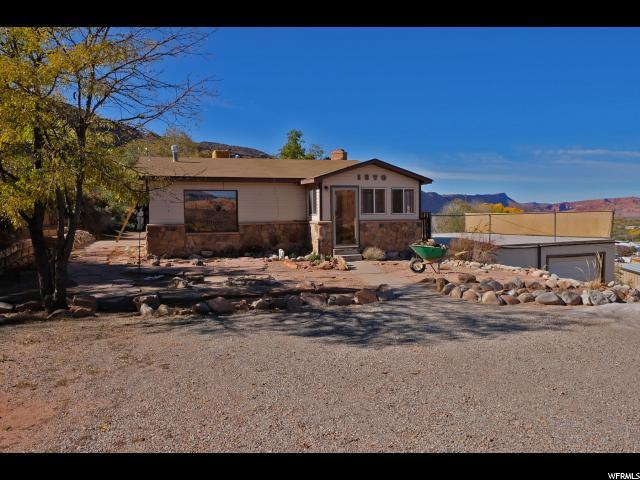 1370 Overlook Rd, Moab, UT 84532 (MLS #1565099) :: Lawson Real Estate Team - Engel & Völkers