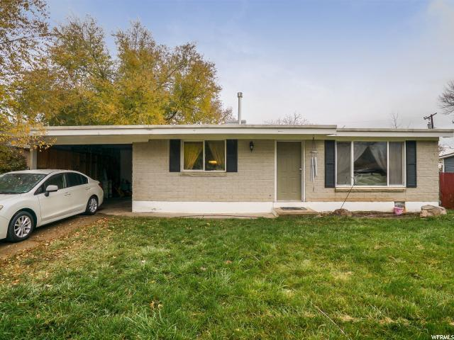 665 E 750 N, Ogden, UT 84404 (#1565119) :: RE/MAX Equity