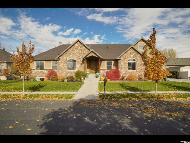 467 S Hawthorne Dr E, River Heights, UT 84321 (#1565121) :: Red Sign Team