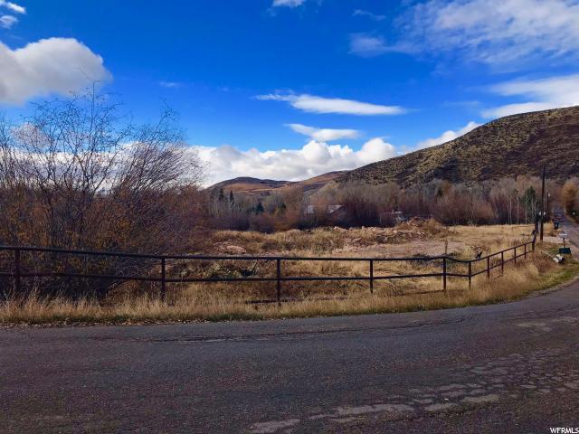 1400 E Weber Canyon Rd, Oakley, UT 84055 (MLS #1565202) :: High Country Properties