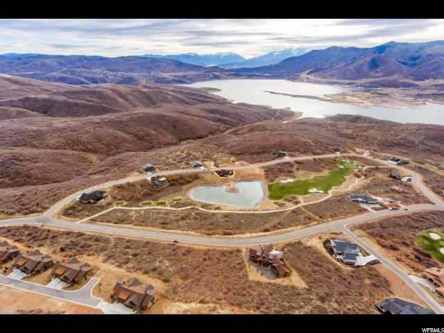 1305 E Longview Dr, Hideout, UT 84036 (MLS #1565225) :: High Country Properties