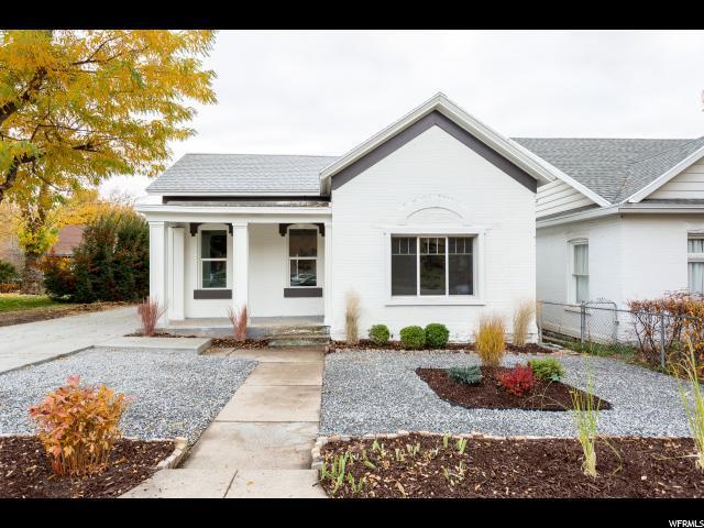 830 E 1ST Ave N, Salt Lake City, UT 84103 (#1565230) :: Colemere Realty Associates
