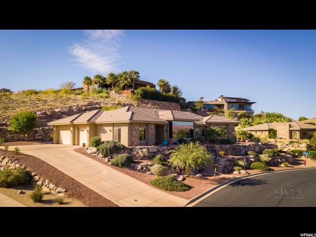 2374 Granite Way, St. George, UT 84790 (#1565265) :: Colemere Realty Associates