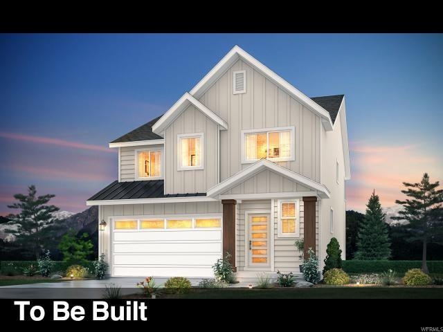 1057 W Albion Meadow Way #160, Bluffdale, UT 84065 (#1565298) :: Red Sign Team
