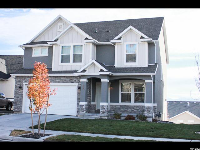 835 W Spring Dew Ln, Lehi, UT 84043 (#1565315) :: Action Team Realty