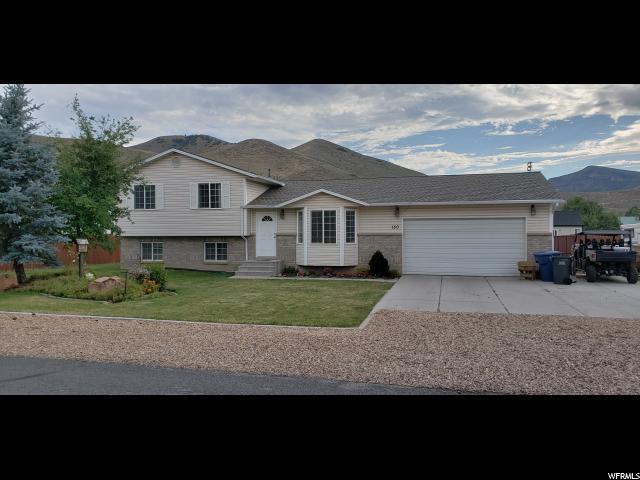 150 S 100 W, Henefer, UT 84033 (MLS #1565389) :: High Country Properties