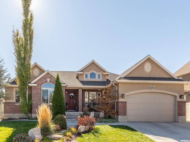 3133 W Desert Rose Dr, Riverton, UT 84065 (#1565426) :: Big Key Real Estate
