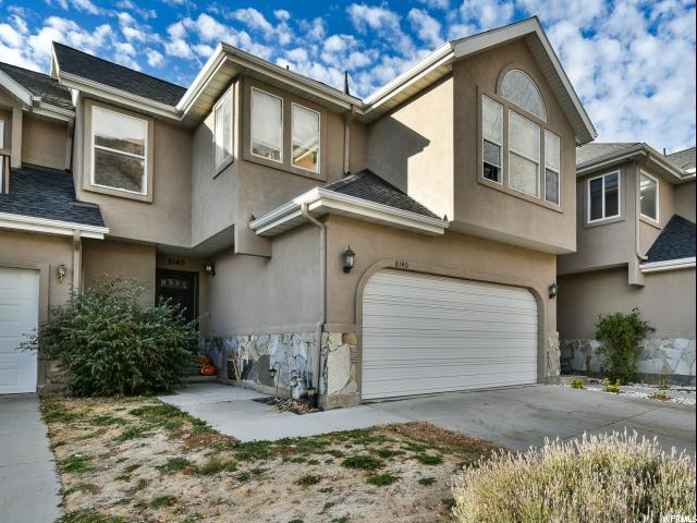 8140 S Clover Spring Ln, Cottonwood Heights, UT 84121 (#1565461) :: The Utah Homes Team with iPro Realty Network