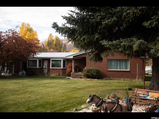 333 N Pine Canyon Rd W, Midway, UT 84049 (#1565462) :: Red Sign Team