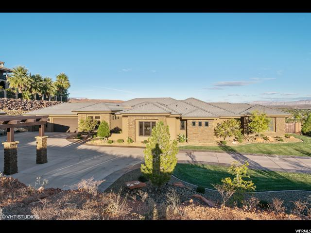 359 N Westgate Hills Dr, Washington, UT 84780 (#1565489) :: Colemere Realty Associates