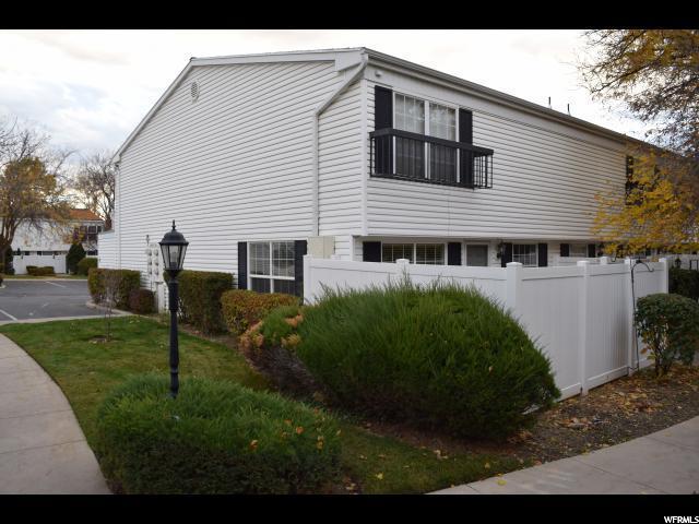 605 E 4010 St S #69, Murray, UT 84107 (#1565514) :: Big Key Real Estate