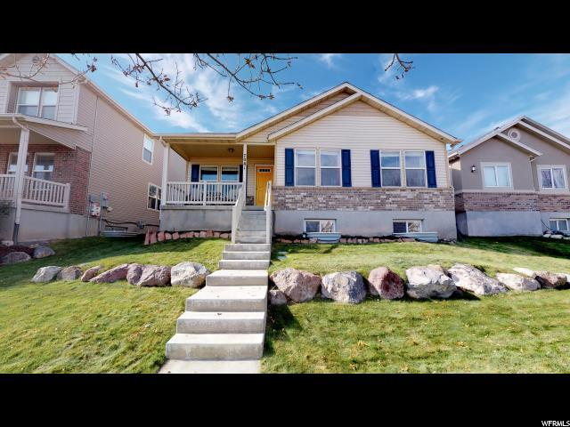 7081 N Kiowa Pkwy, Eagle Mountain, UT 84005 (#1565519) :: Exit Realty Success