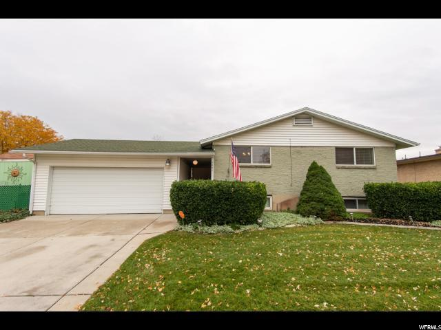 1441 W Fernwood Dr S, Taylorsville, UT 84123 (#1565525) :: The Utah Homes Team with iPro Realty Network