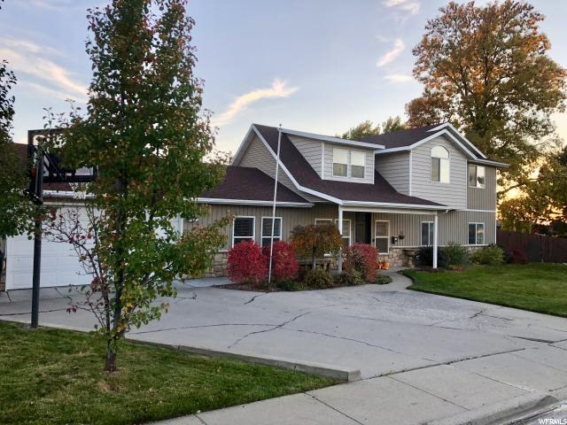 420 E 1500 S, Bountiful, UT 84010 (#1565543) :: The One Group