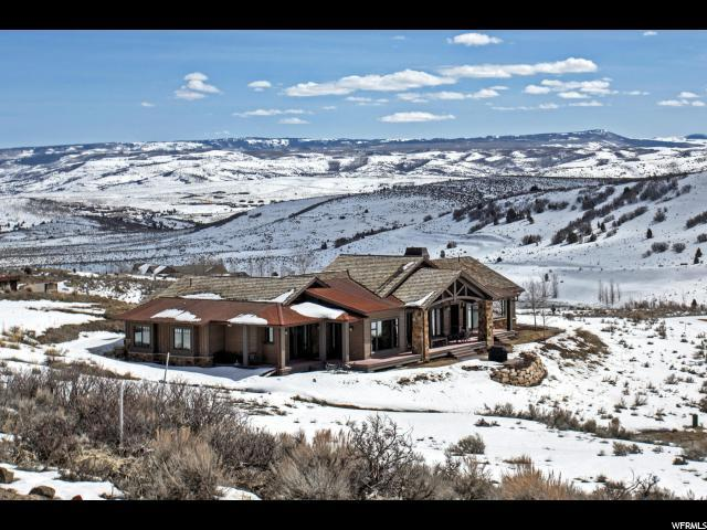 3780 E Tuhaye Hollow Dr, Kamas, UT 84036 (#1565544) :: Red Sign Team