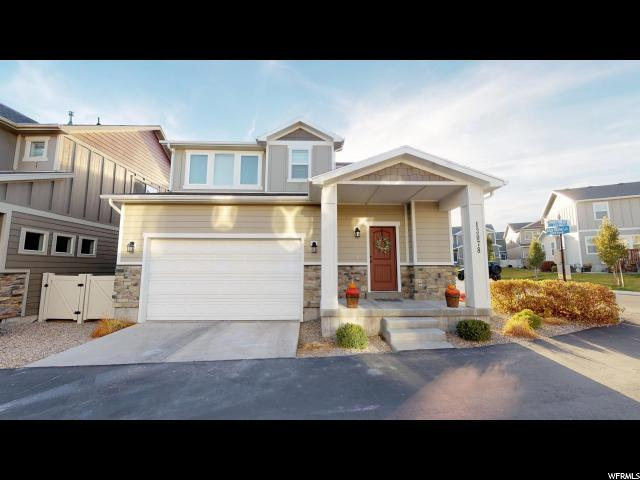 13078 S Shady Elm Ct, Herriman, UT 84096 (#1565567) :: RE/MAX Equity