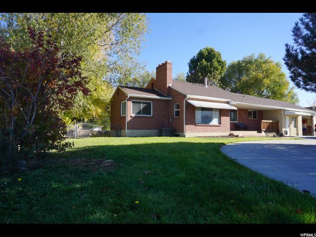840 N Redwood Rd, Salt Lake City, UT 84116 (#1565583) :: RE/MAX Equity