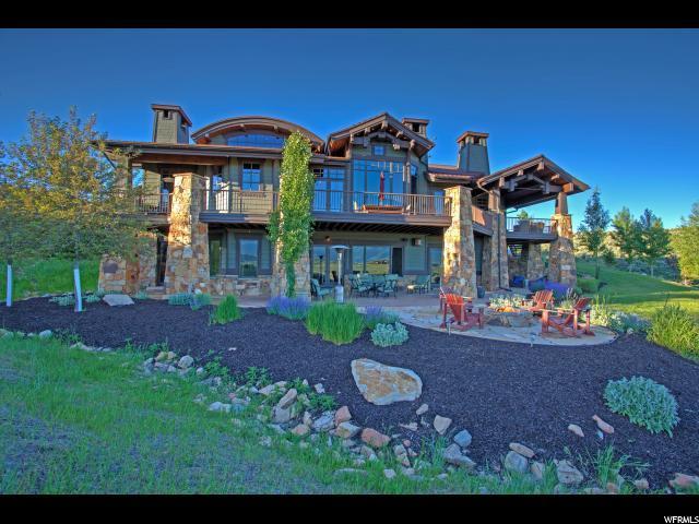 8752 Bitner Ranch Rd #11, Park City, UT 84098 (MLS #1565681) :: High Country Properties