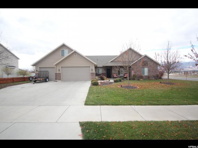 1128 W 2450 S, Nibley, UT 84321 (#1565750) :: Big Key Real Estate
