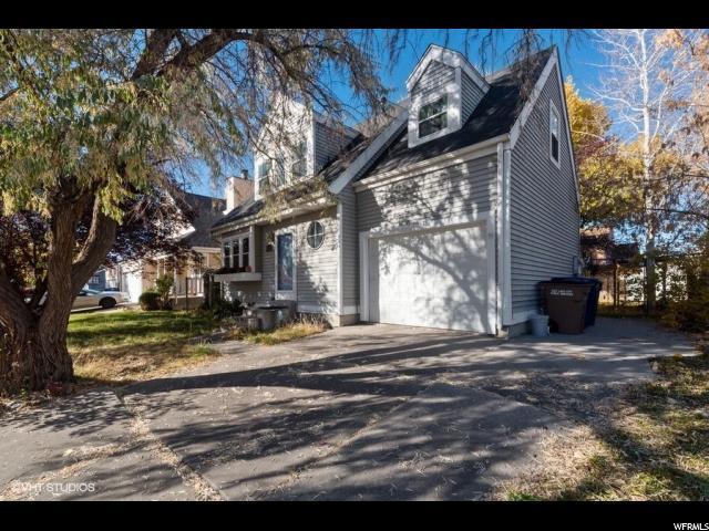 1762 W Crystal Rock Ave, Salt Lake City, UT 84116 (#1565783) :: RE/MAX Equity