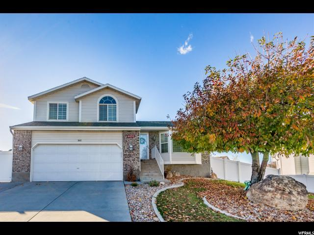 6456 S Rogue River Ln, West Valley City, UT 84118 (#1565792) :: The Utah Homes Team with iPro Realty Network