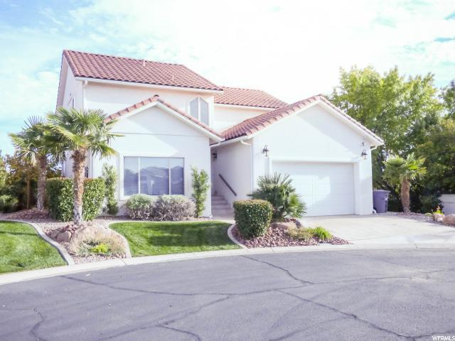 2050 W Canyon View Dr #228, St. George, UT 84770 (#1565842) :: Red Sign Team