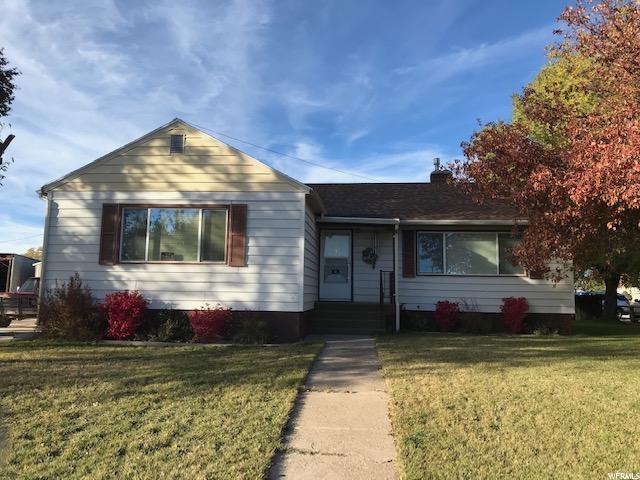 85 E 400 N, Beaver, UT 84713 (#1565860) :: Bustos Real Estate | Keller Williams Utah Realtors