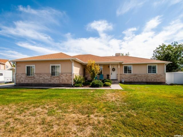 3495 W Maynard Ct S, Riverton, UT 84065 (#1565918) :: goBE Realty