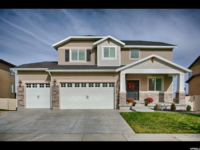 4696 W Plainfield Rd, Herriman, UT 84096 (#1565968) :: The Utah Homes Team with iPro Realty Network
