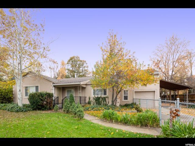 1220 E College St S, Holladay, UT 84117 (#1565977) :: goBE Realty