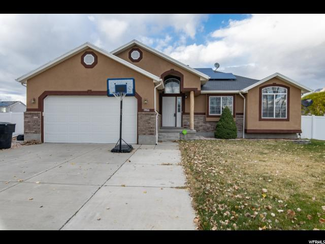 2866 W 3450 N, Farr West, UT 84404 (#1566074) :: goBE Realty