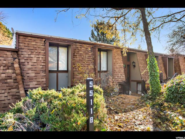 5515 S Willow Ln E, Murray, UT 84107 (#1566118) :: Red Sign Team