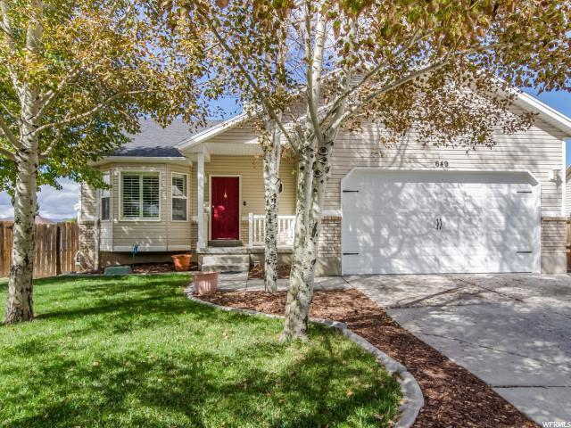 649 N Janelle Cove Way, Tooele, UT 84074 (#1566124) :: RE/MAX Equity