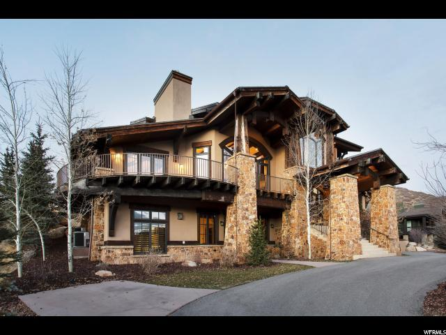 8448 N Trails Dr, Park City, UT 84098 (MLS #1566139) :: High Country Properties