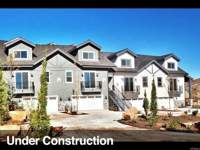 3349 Quarry Springs Dr 32B, Park City, UT 84098 (MLS #1566152) :: High Country Properties