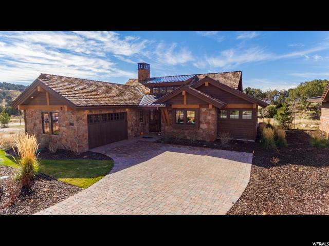 145 N Club Cabins Court (Cc-9) Cc-9, Heber City, UT 84032 (MLS #1566280) :: High Country Properties