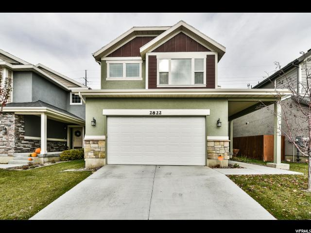 2822 W Bear Ridge Way N, Lehi, UT 84043 (#1566282) :: Eccles Group
