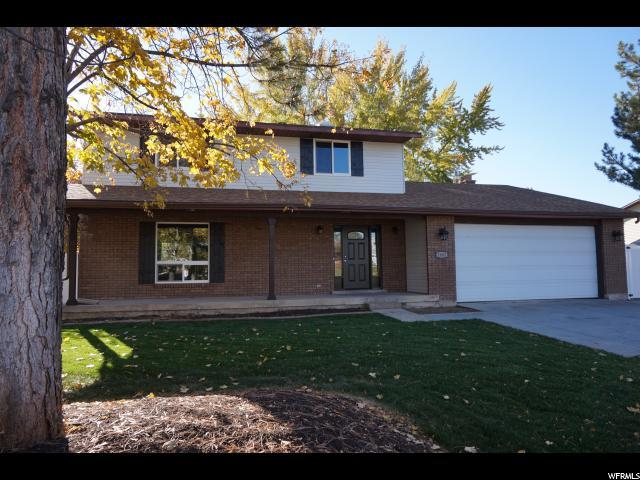 1602 E Hidden Valley Rd S, Sandy, UT 84092 (#1566335) :: Big Key Real Estate