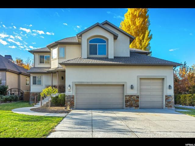 234 E Mill St, Bountiful, UT 84010 (#1566348) :: The One Group