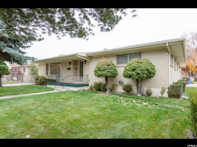 153 E Carlson Ave S, Midvale, UT 84047 (#1566355) :: Big Key Real Estate