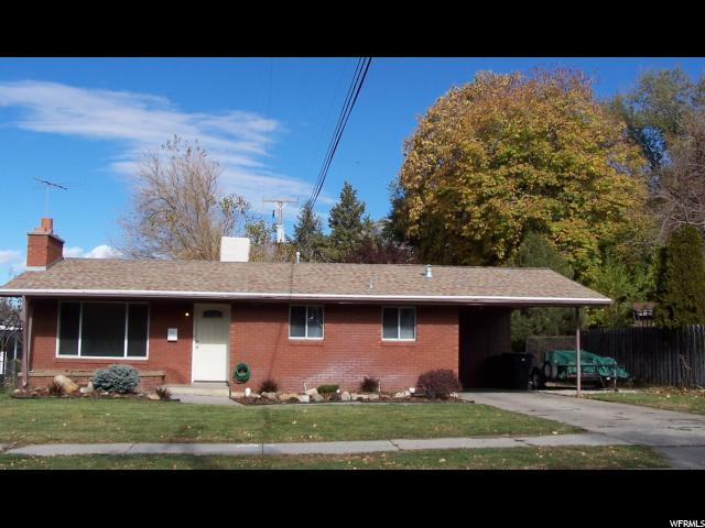 120 W 300 N, Brigham City, UT 84302 (#1566356) :: Action Team Realty