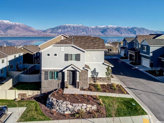 3012 S Willow Creek Dr, Saratoga Springs, UT 84045 (#1566360) :: Eccles Group