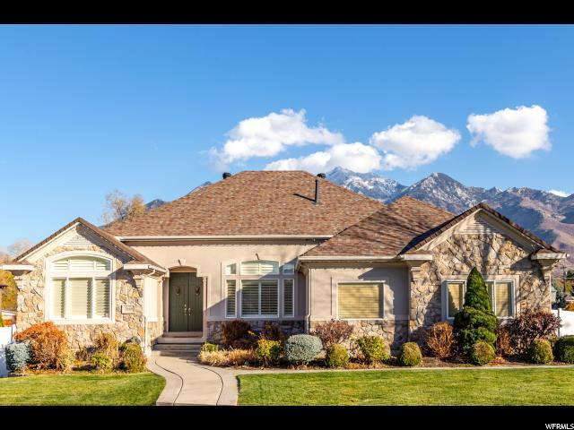 7969 S Meyer Vista Cv E, Cottonwood Heights, UT 84093 (#1566378) :: The One Group