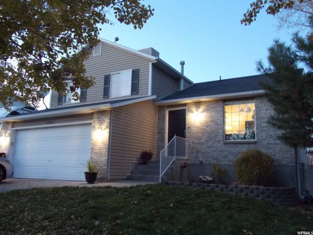 5948 W Feldspar Way S, West Jordan, UT 84081 (#1566381) :: The One Group