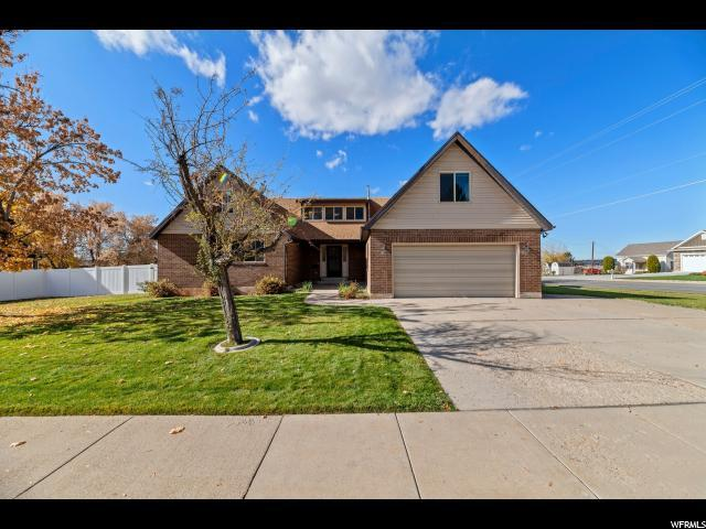 1485 N Child Dr, Layton, UT 84040 (#1566393) :: The One Group