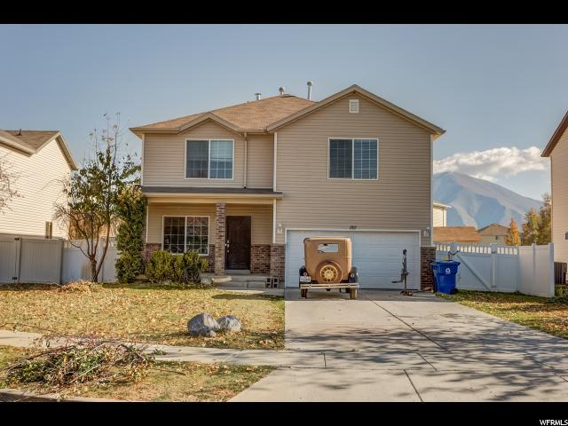 187 S 950 W, Spanish Fork, UT 84660 (#1566401) :: Exit Realty Success